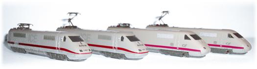ICE Märklin Z 8871 - 88711